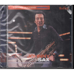 Johnny Sax 2 CD I Grandi Successi Originali Flashback / Ricordi Sigillato