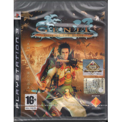 Genji Days of the Blade Videogioco Playstation 3 PS3 Sigillato 0711719687887
