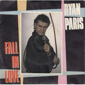 "Ryan Paris Vinile 7"" 45 giri Fall In Love - Discomagic Records – NP 152 Nuovo"