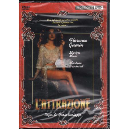 L' Attrazione DVD Martine Brochard / Florence Guerin Sigillato 8032442205554