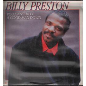 Billy Preston Lp Vinile You Can't Keep A Good Man Down / Disco 3 Sigillato