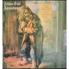 Jethro Tull Lp Vinile Aqualung / Chrysalis CHR 1044 Gatefold Sigillato