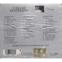 Di Stefano / Callas Cof. 3 CD The platinum collection Sigillato 0094637945629