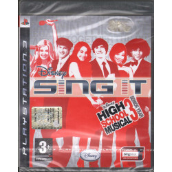 Disney Sing It High School Musical 3 Playstation 3 PS3 Sigillato 8717418185152