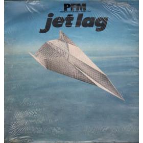 Premiata Forneria Marconi PFM Lp Vinile Jet Lag / Zoo ZPLZ 34008 Sigillato