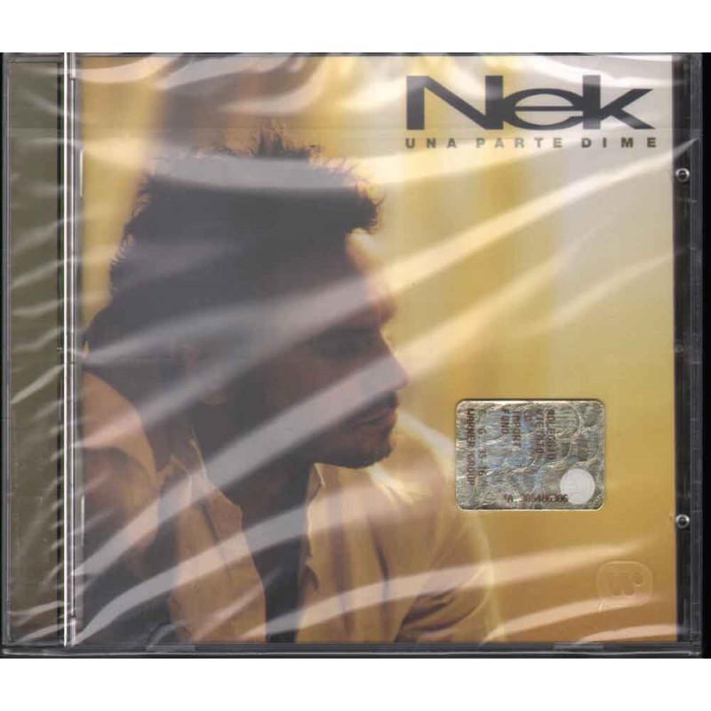 Nek - Una Parte Di Me / Warner Bros 5050467849624