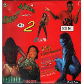 AA.VV. Lp Vinile Disco Magic Compilation - Italia Nuovo 0042288751915