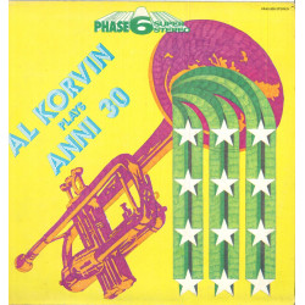 Al Korvin Lp Vinile Al Korvin Plays Anni 30 / Phase 6 Super Stereo Nuovo