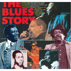 AA.VV. Lp Vinile The Blues Story / Masters Records MA 5686 Nuovo