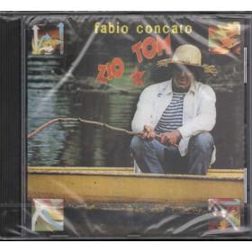 Fabio Concato CD Zio Tom / Philips Sigillato 0042283206328