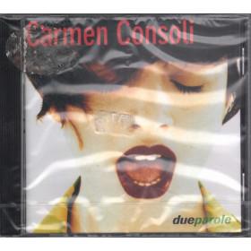 Carmen Consoli CD Due Parole / Polydor Sigillato 0731453113725