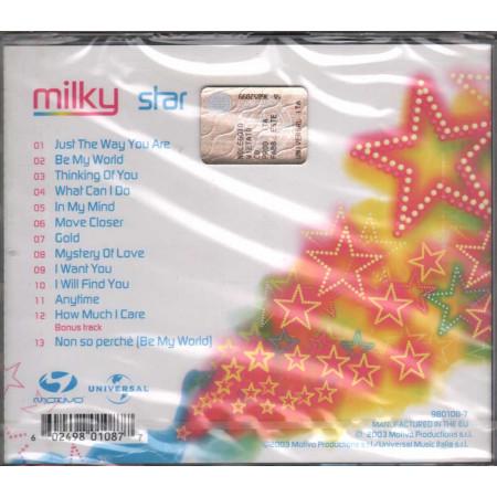 Milky  CD Star Nuovo Sigillato 0602498010877
