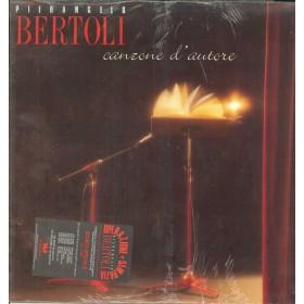 Pierangelo Bertoli Lp Vinile Canzone D'Autore / CGD 20626 Sigillato