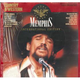 AA.VV. Lp Vinile Country & Western / Memphis International Ariola Sigillato