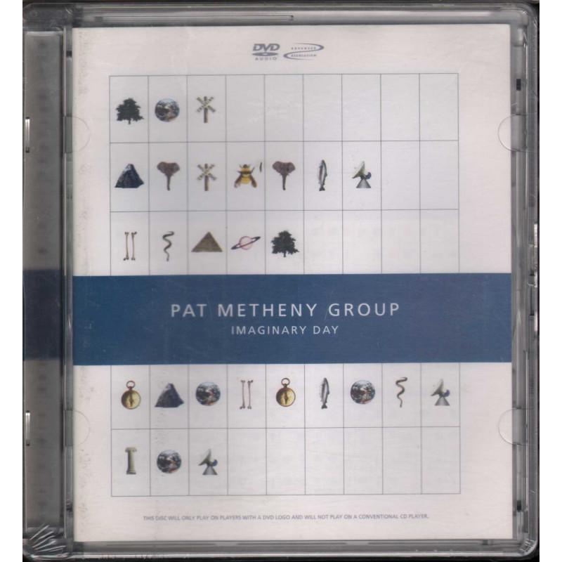 Pat Metheny Group DVD-Audio Imaginary Day  Nuovo Sigillato RARO 0093624679196