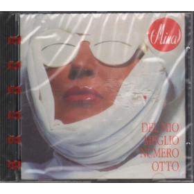 Mina CD Del Mio Meglio Numero Otto / EMI PDU Sigillato 0077774676625