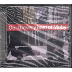 Moby ‎CD Go The Very Best Of Moby / Mute EMI Sigillato 0094637937327