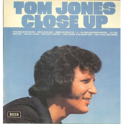 Tom Jones ‎Lp Vinile Close Up / Decca SKLI 5132 Italia Nuovo