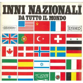 Orchestra Internazionale dell' ONU Lp Inni Nazionali Da Tutto Il Mondo Nuovo