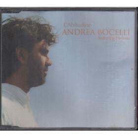 Andrea Bocelli Featuring Helena Cd'S Singolo L'Abitudine / Sugar Sigillato