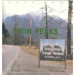 Angelo Badalamenti ‎Lp Vinile Music From Twin Peaks / Warner Bros Sigillato