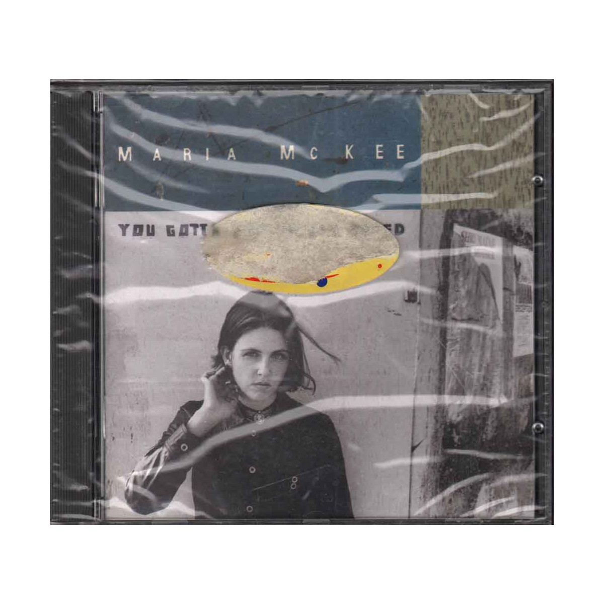 Maria McKee  Cd You Gotta Sin To Get Saved - Germania Sigillato 0720642450826