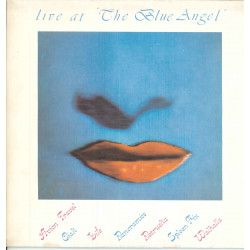 AA.VV. Lp Vinile Live At The Blue Angel / Blue Angel BAR 0001 Nuovo