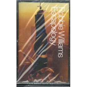 Robbie Williams MC7 Escapology / Chrysalis Sigillata 0724354399442