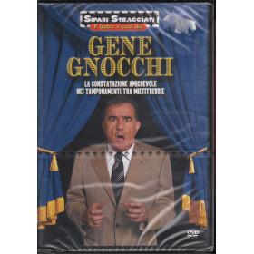 Gene Gnocchi DVD La Constatazione Amichevole Nei Tamponamenti Tra Sigillato