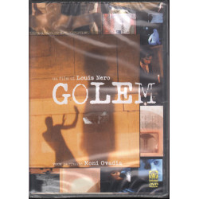 Golem DVD Marco Giachino / Moni Ovadia / Nero Louis Sigillato 8010020039708