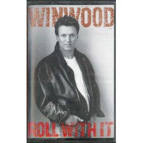 Steve Winwood MC7 Roll With It / Virgin – TCV 2532 Nuova 5012981253240