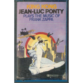 Jean-Luc Ponty / Frank Zappa MC7 King Kong / Liberty – 3C 254 91651 Nuova