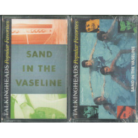 Talking Heads MC7 Sand In The Vaseline / EMI Sigillata 0077778046646