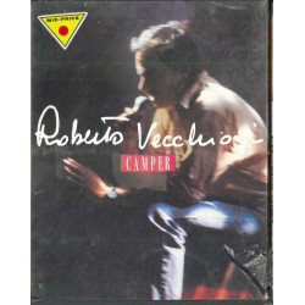 Roberto Vecchioni 2x MC7 Camper / EMI Sigillata 0077779912841