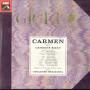 Georges Bizet 3x MC7 Carmen / EMI 3-53 1182555 M Nuova