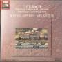"C.P.E. Bach, van Asperen, Melante '81 2x MC7 ""Hamburg"" Harpsichord Concertos"