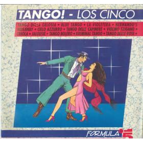 AA.VV. Lp Vinile Tango Los Cinco / Five FM LP 20019 Sigillato
