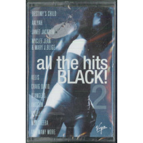 AA.VV MC7 All The Hits BLACK ! / Virgin - 8106394 Sigillata 0724381063941