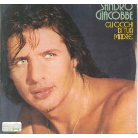 Sandro Giacobbe Lp Vinile Gli Occhi Di Tua Madre / CGD LSM 1052 MusicA Sigillato