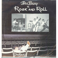 Don Backy ‎Lp Vinile Rock And Roll Vol 1 / Otto Belle Signore Vol 2 Sigillato