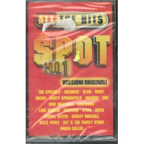 AA.VV MC7 All The Hits Spot 2001 / EMI Sigillata 0724353117740