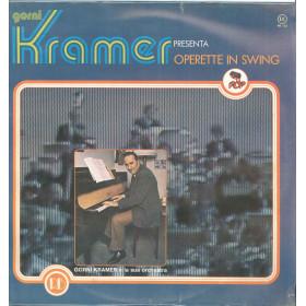 Gorni Kramer E La Sua Orchestra Lp Kramer Presenta Operette In Swing Sigillato