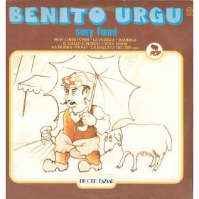 Benito Urgu Lp Vinile Sexy Fonni / Record Bazaar RB 223 Sigillato