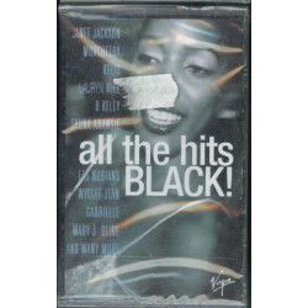 AA.VV MC7 All The Hits BLACK ! / Virgin - 8500574 Sigillata 0724385005749