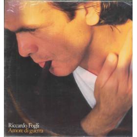 Riccardo Fogli Lp Vinile Amore Di Guerra / CGD PRD 20867 Sigillato