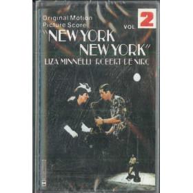 Liza Minnelli Robert De Niro MC7 New York New York 2 OST / EMI 1992914 Sigillata