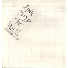 Pink Floyd 2 Lp Vinile The Wall / Harvest 2C 168-63 410/11 Francia Sigillato