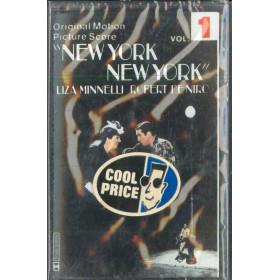 Liza Minnelli Robert De Niro MC7 New York New York 1 OST / EMI 1992904 Sigillata