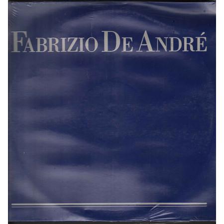 Fabrizio De Andre Lp Vinile Omonimo / Same (Antologia Blu) Ricordi Sigillato