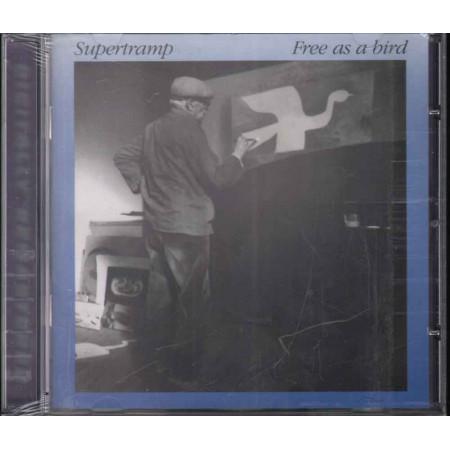 Supertramp  CD Free As A Bird Nuovo Sigillato 0082839518123
